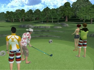 Screenshot Golf