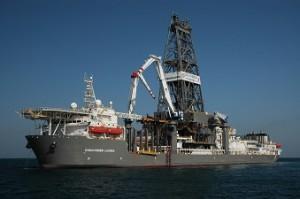 Transocean Drillship Discoverer Luanda