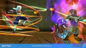 Screenshot Fiesta Online