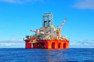 Transocean semisubmersible Transocean Barents